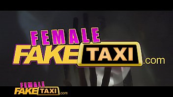 Female Fake Taxi Horny driver cums in gorgeous fitness babes mouth 12 min