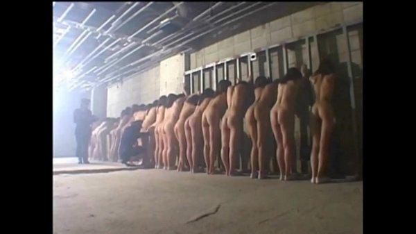 asian prison strip-1 6 min