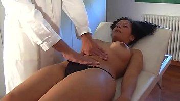 nice brunette fucked by a doctor 20 min
