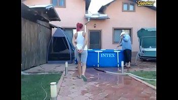 flash webcam pool