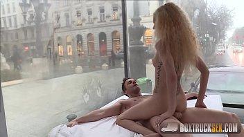 Monique Woods Enjoys Rough Hardcore Sex in Public 12 min
