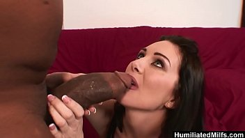 HumiliatedMilfs – She loves his Monster black Stick