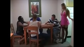 Beautiful submissive wife taken to task Watch part 2 at wifesharedoncam dot com 16 min