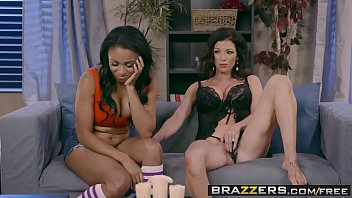 Brazzers - Hot And Mean - Up All Night scene starring Anya Ivy and Lynn Vega