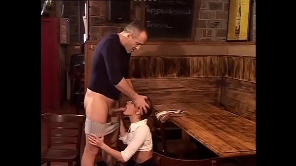 Daddy fucks step daughter #1