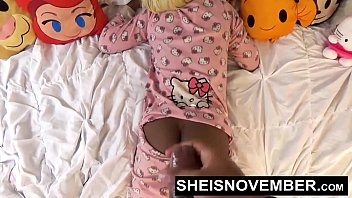 Step Brother Fucking His Black Ebony Step Sister Hard Sex & Blowjob Amateur Babe Taboo Hardcore Msnovember in Sheisnovember HD Fauxcest