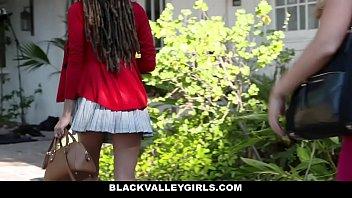 BlackValleyGirls- Hot Teen (Julie Kay) Steals and Fucks Boyfriend