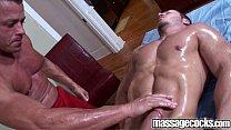 Massagecocks Muscular Anal Game