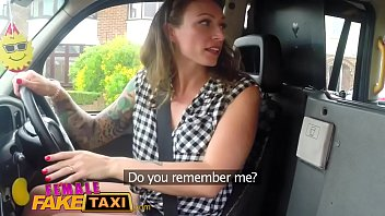 Female Fake Taxi Horny cheating bride to be wants one last lesbian fling 12 min