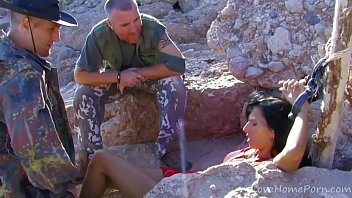 Damsel In Distress Rescued From Her Predicament