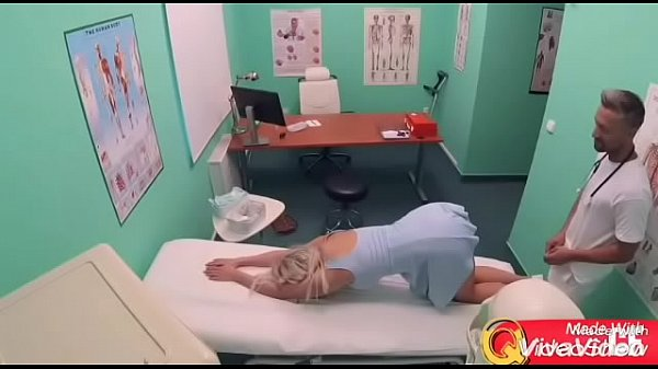 Busty Young Wife Cheating with Doctor 3 min