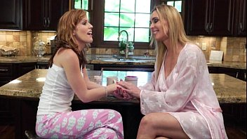 Sasha Heart and Monica Rise lesbian scene 29 min