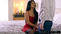 Super Sexy Gina Valentina Seduces Moms Boyfriend