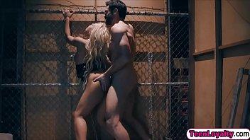 Carmen Caliente banged by huge cock