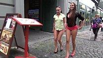 bottomless girls 3 min
