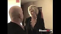 Curvy Busty Granny And Her GILF Friend In Threesome 31 min