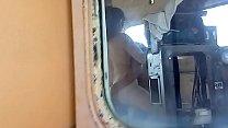 Cogiendo en locomotora en Mérida yucatan.