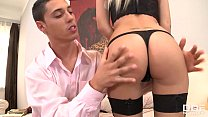 Ultra fit Spanish vixen Erica Fontes Fucked deep in her Tight Ass