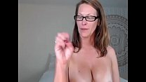 Sexy Curvy MILF Camgirl Jess Ryan 54 min