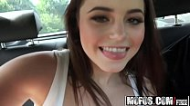 Mofos - Stranded Teens - (Kylie Quinn) - All-Natural Teens Juicy Pink Peach