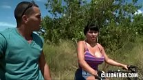 CULIONEROS - Phat Colombian Ass Getting Man Handled