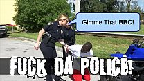 BLACK PATROL - i. Street Racing Black Thugs Get Busted By MILF Cops