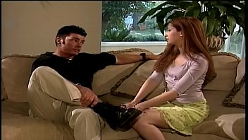 Skinny Redhead Gwen Summers Gets Her Face jizzed