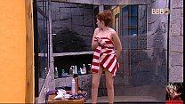 BBB18 - Ana Clara pagando bucetinha
