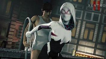 Spider-Gwen Source Filmmaker