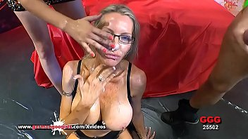 Busty Mature Emma Starr Cum Hungry in Germany - German Goo Girls 13 min