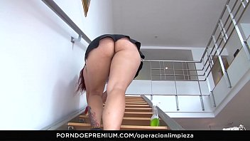 MAMACITAZ - #Elisa Odiosa - Big Ass Colombian Maid Drilled Hard In Hot POV Sex