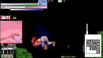 SUPER 117 (hentai action game) 2 min