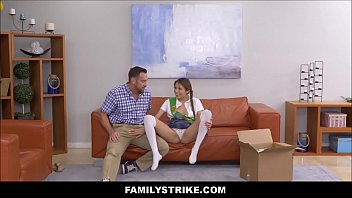 Tiny Asian Teen Girlscout Fucked By Stepdad 8 min