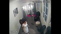 hidden changing room