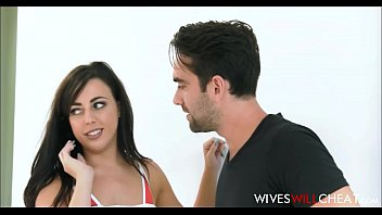 Hot Teen Wife Cheats With Old Flame