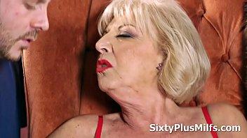 Big Tit Mature Loves Stiff Dicks