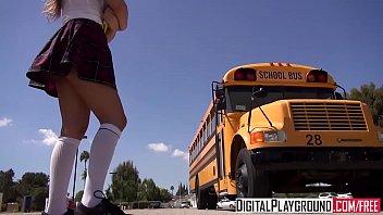 DigitalPlayground - (Jake Jace, Natalie Monroe) - The School Bus