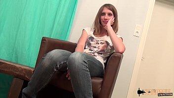 18yo shy anal-loving teen with braces