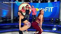 Yanet Garcia y Debany Deloera Nalgonas Haciendo Twerk 3 min