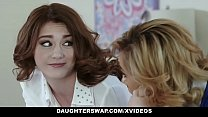DaughterSwap - Two Hot Daugthers (Piper Palmer) (Rosalyn Sphinx) Get Fucked By Their Slutty Moms