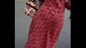 hijaab ass candid 1