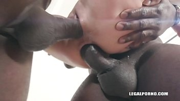 Petite Teen Shrima Malati Interracial Hardcore Orgy