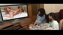 JAPAN GIRLS WATCHING PORN LESBIAN BRAZILIAN