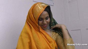 HornyLily's wedding night Hindi pov roleplay 11 min