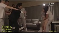 Asian big tits wife gangbanged infront of husband brutally 23 min