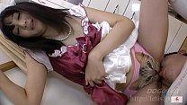 犬嗅ぎ娘7 臭いトランス ちえ編① ワキお握り編 2 min
