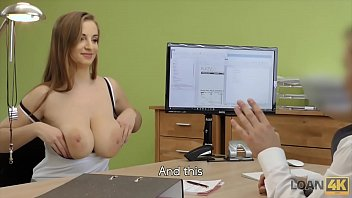 LOAN4K. Girl pays with anal sex to get her financial problem fixed