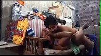 Desi Bhabhi with renter fucking