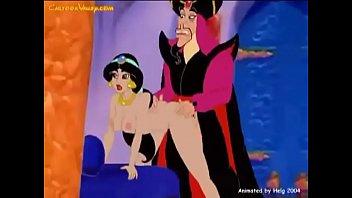 Princesa Jasmine Fodendo Geral