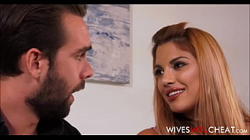 Sexy Latina Cougar Wife Mercedes Carrera Cheats On Husband With His Assistant After Finding Cheating Emails On His Laptop 8 min